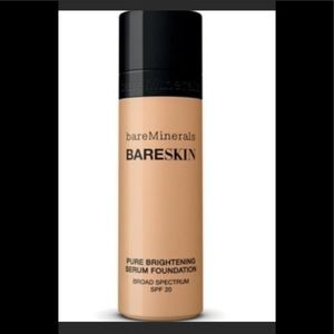 Bareskin foundation in Bare Natural 07
